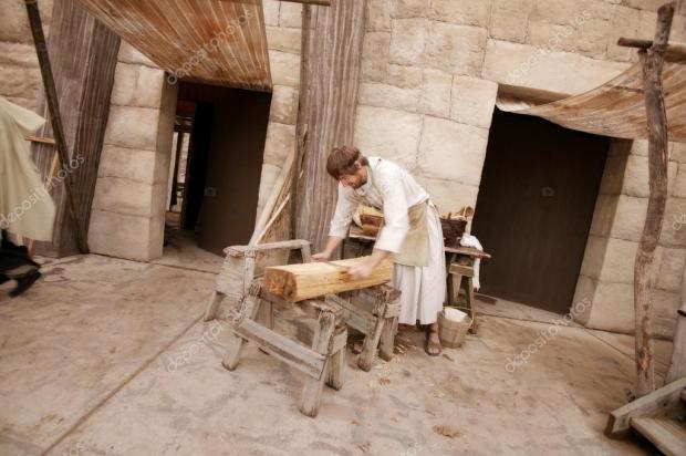 木匠耶稣1